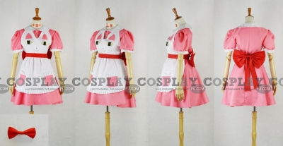 Bee Cosplay (Pink) from Bee and Puppycat