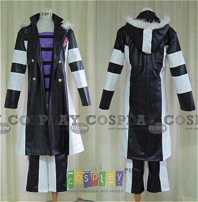 Belphegor Cosplay Costume from Katekyo Hitman Reborn!