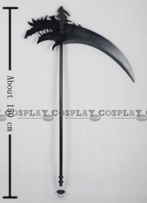 Bernkastel Cosplay (Scythe) from Umineko no Naku Koro ni