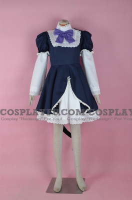 Bernkastel Cosplay from Umineko no Naku Koro ni