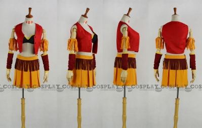 Bisca Costume from Fairy Tail