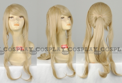 Bishamon Cosplay Wig from Zone 00