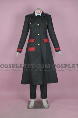 Bishamonten Cosplay (Uniform) from Noragami
