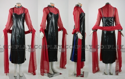 Black Lady Costume from Sailor Moon