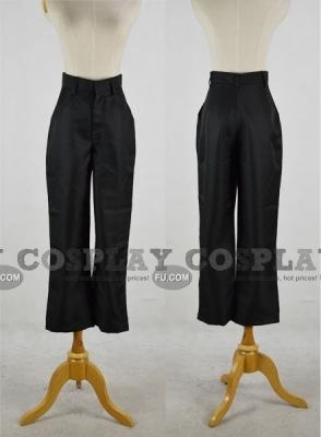 Black Pants (Fixed Size)