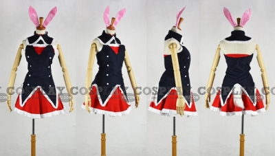 Black Rabbit Cosplay (2nd) from Mondaiji-tachi ga Isekai Kara Kuru So Desu yo