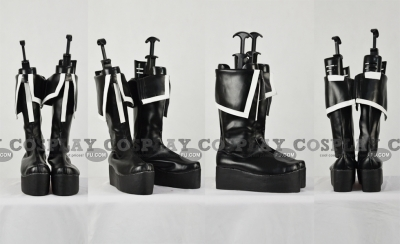 Black Rock Shoes (B374) from Black Rock Shooter