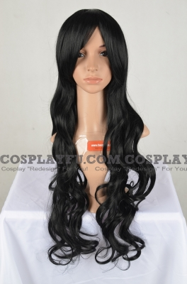 Black Wig (Curly,Long, Lust)