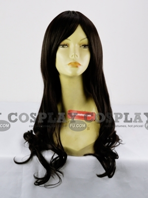 Black Wig (Curly Miranda CF21)