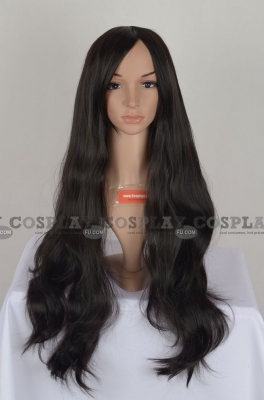 Black Wig (Long Wavy XSP08)