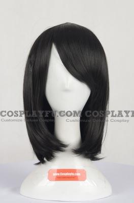 Black Wig (Short,Black,Misaki)