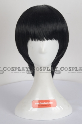 Black Wig (Short,Straight,Anri CF28)