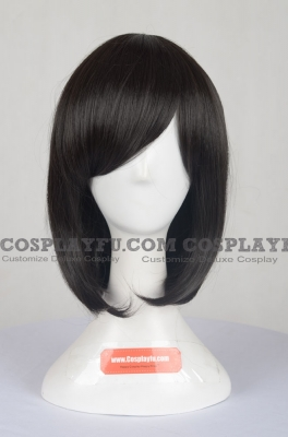 Black Wig (Short,Straight,Saturn)