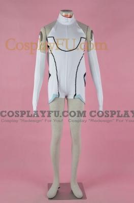 Blanc Costume from Hyperdimension Neptunia