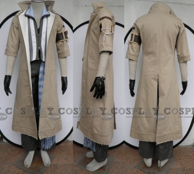 Snow Costume from Final Fantasy XIII