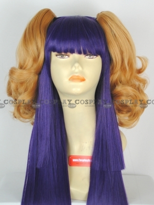 Blonde Clip (Curly,T1041)
