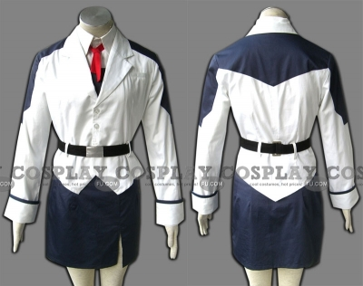Nanoha Cosplay (137-002) from Magical Girl Lyrical Nanoha