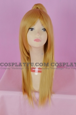 Blonde Wig (Clips on, Deidara)