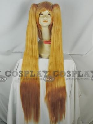 Blonde Wig (Long, GMiku CF17)