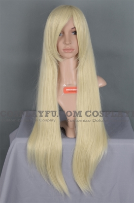Blonde Wig (Long,Straight,Sasara,CF08)