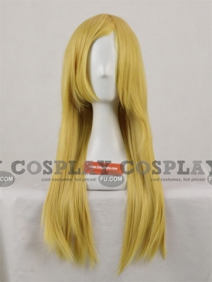 Blonde Wig (Medium,Straight,Charlotte)