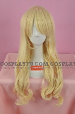 Blonde Wig (Medium, Straight, GHW03 BC60)