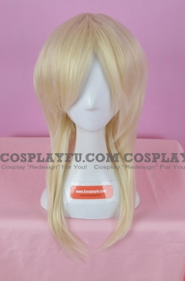Blonde Wig (Medium, Straight, Rio)