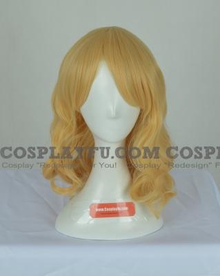Blonde Wig (Medium,Wavy,Belgium)