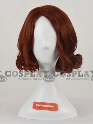 Brown Wig (Short,Curly,Natasha)