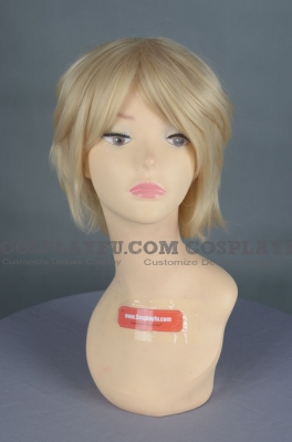 Blonde Wig (Short,Spike,Earl)