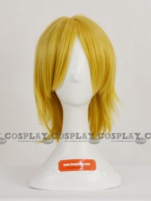 Blonde Wig (Short,Spike,Hunny CF03)