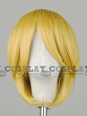 Blonde Wig (Short,Spike,Kida)
