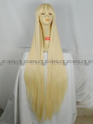 Blonde Wig (Long, Straight, Ci120cm CF24)
