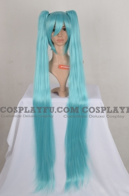 Blue Wig (Long,LBMiku CF17)