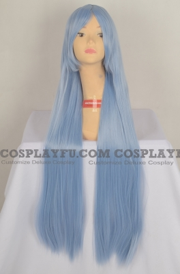 Blue Wig (Long,Straight,Hannah CF24)