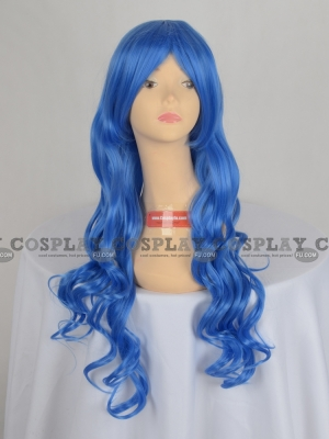 Blue Wig (Long, Weavy, Kaito)