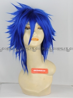 Blue Wig (Spike,Short,DKaito)