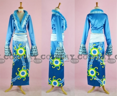 Boa Cosplay (Blue) from One Piece