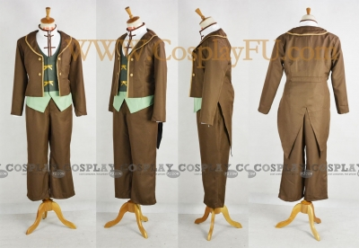 Bolin Cosplay (Suit) from The Legend of Korra