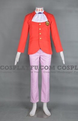 Boy Uniform from The World God Only Knows