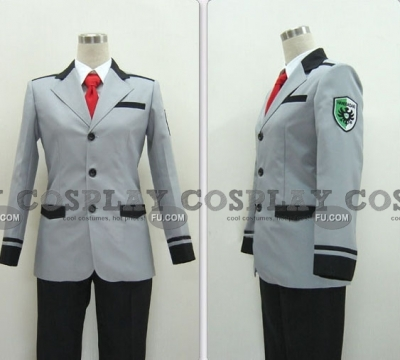 Boy Uniform from Tokimeki Memorial Girls Side 2nd Kiss