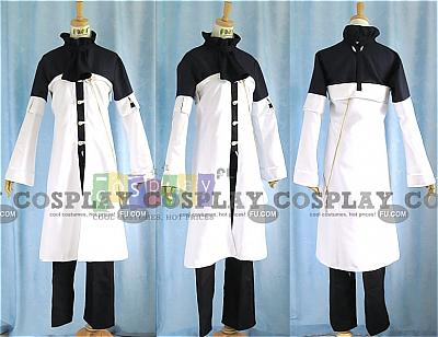 Break Costume from Pandora Hearts