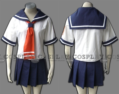 Kurogane Cosplay (124-002) from Tsuyokiss
