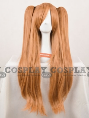 Brown Wig (Long,Straight,Chisato)