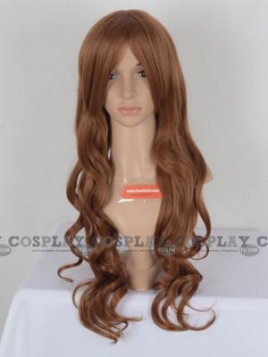 Brown Wig (Long,Wavy,Ai)