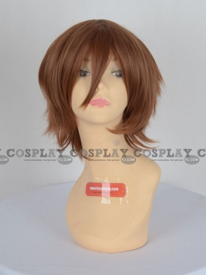 Brown Wig (Short,Spike,Chiyuri)