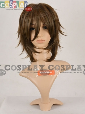 Brown Wig (Short,Spike,Kaname)