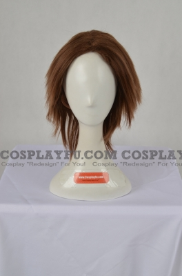 Brown Wig (Short,Spike,KiJer CF09)