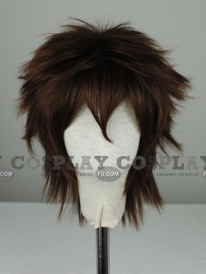 Brown Wig (Short,Spike,XSP03KF,CF29)