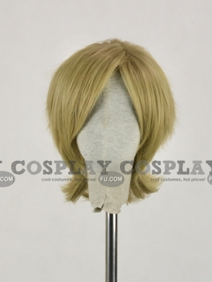 Blond Wig (Short, Spike,Mahiro)
